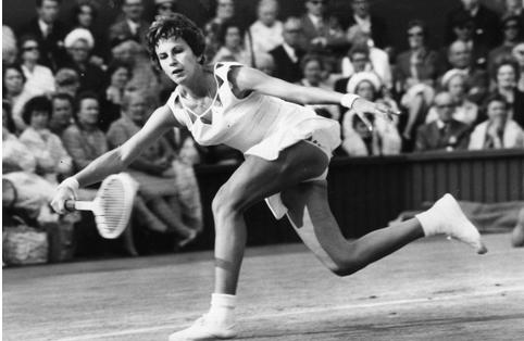 Mulheres no Esporte - Maria Esther Bueno